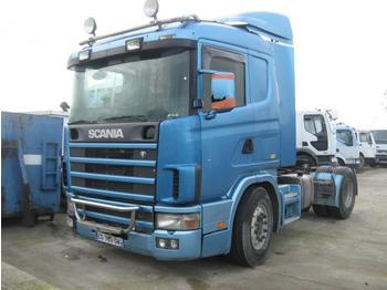 Tractor unit Scania L 144L460