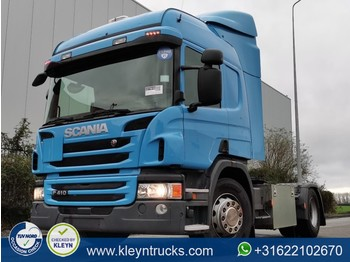Tractor unit Scania P410 hl scr only 291 tkm