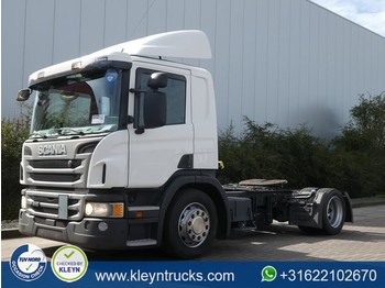 Scania P410 meb hubsattel - tractor unit