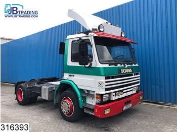 Scania P93 220 Manual, 2x drawbar - tractor unit