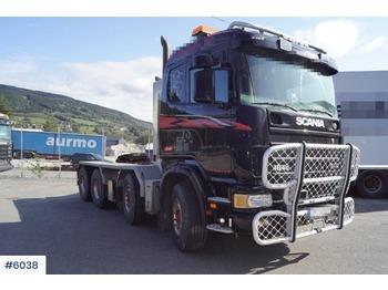 Scania R164 - شاحنة جرار