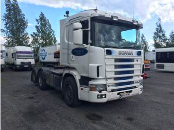Tractor unit Scania R164.480