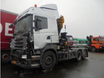 شاحنة جرار Scania R380 6X2