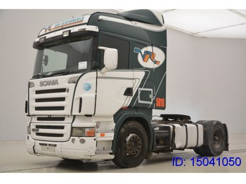 شاحنة جرار Scania R380 Highline: صور 1
