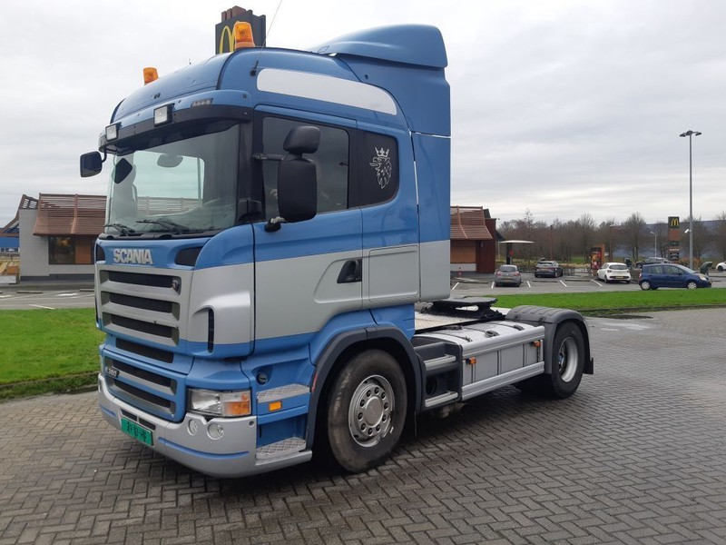 tractor unit Scania R380 Highline 3 Pedals