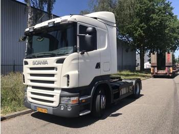 Scania R380 LA4X2MNA euro 5 low km - شاحنة جرار