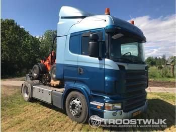 Scania R380 la4x2meb - شاحنة جرار