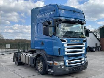 Tractor unit Scania R400