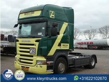Scania R400 tl euro 5 retarder - شاحنة جرار
