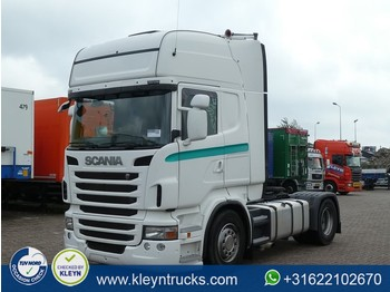 Tractor unit Scania R400 topline,manual gearb