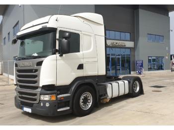 Scania R410 - شاحنة جرار