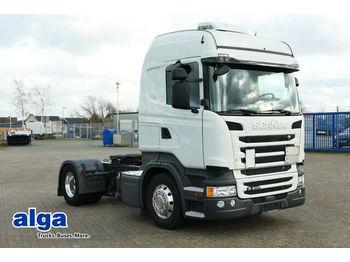 Tractor unit Scania R410LA 4x2, ADR, Nebenantrieb, Euro 6,Standklima