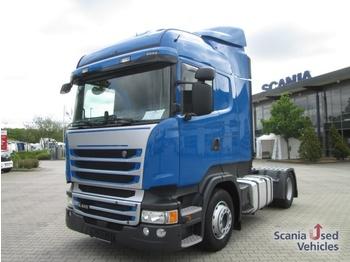 Scania R410 LA4x2MNA / Nebenabtrieb / SCR only - شاحنة جرار