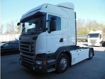 Scania R410, RETARDER, STANDART, ZUSATZANTRIEB  - شاحنة جرار