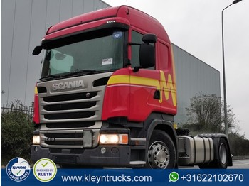 Tractor unit Scania R410 hl meb ret. scr only