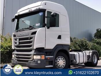 Scania R410 hl ret. 2x tank - شاحنة جرار