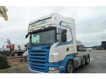 Scania R420  - شاحنة جرار