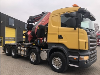 Scania R420 8X4 Euro 4 - tractor unit