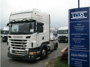 Scania R420 EURO 5 MEGA/lowdeck  - شاحنة جرار
