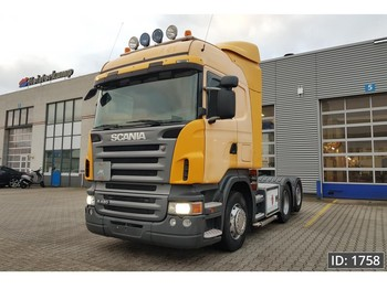 Scania R420 Highline, Euro 4 - tractor unit