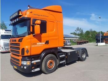 Tractor unit Scania R420 Higline Opticruise