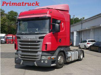 Scania R420 Lowdeck Retarder  - شاحنة جرار