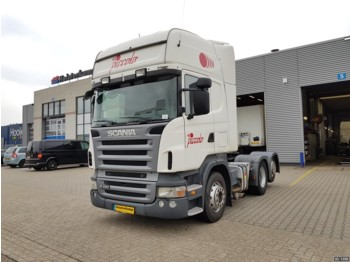 Scania R420 Topline, Euro 4, Intarder - tractor unit
