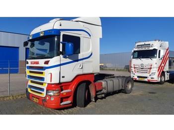 Tractor unit Scania R440 Higline Opticruise