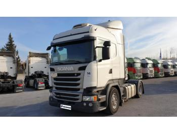 Tractor unit Scania R450