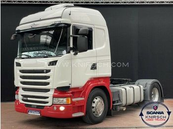 Scania R450LA4X2MNA / PTO / 4-Rear Air / NO EGR  - tractor unit