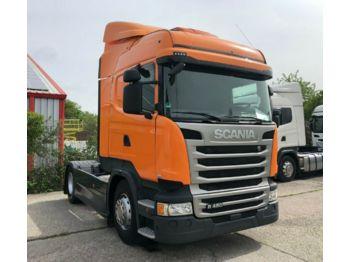 Scania R450LA4X2MNA Standklima/FLC/ACC/Spoiler  - شاحنة جرار