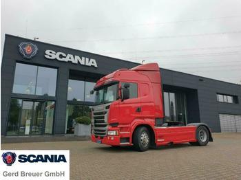 تأجير تمويلي Scania R450LA4x2MNA ADR FL, EX III  - شاحنة جرار