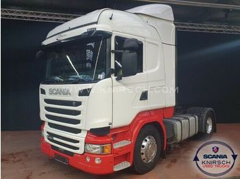Scania R450LA4x2MNA / PTO / 4x Rear Air / NO EGR  - tractor unit