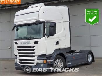 Scania R450 4X2 Retarder ACC Standklima 2x Tanks Euro 6 - شاحنة جرار
