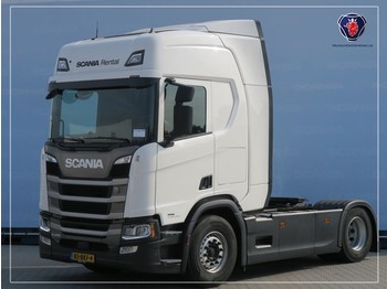 Scania R450 A4X2NB | 8T | FULL AIR | NEW GENERATION | DIFF | NAVIGATION - tractor unit