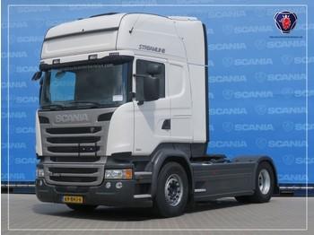 Scania R450 LA4X2MNA | 8T | SCR | DIFF | NAVIGATION | RETARDER - tractor unit