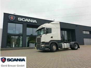 تأجير تمويلي Scania R450 LA4X2MNA Highline ohne EGR SCR only ACC  - شاحنة جرار
