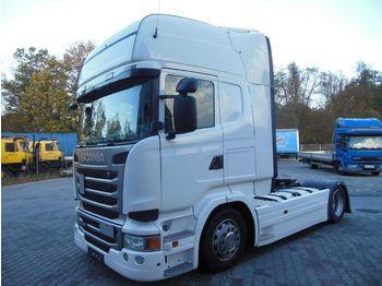 Scania R450 LowDeck, Euro 6, Retarder  - شاحنة جرار