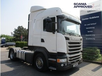 Scania R450 MNA - HIGHLINE - SCR - ACC - 2 Tanks - tractor unit