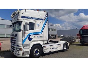 Tractor unit Scania R450 R450 Topline Crown Edition Retarder Full air
