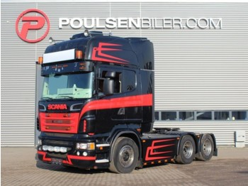 Scania R480 6x2 3100mm - tractor unit