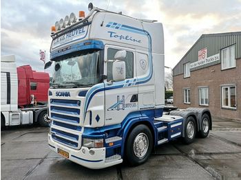 شاحنة جرار Scania R480 6x2/4 Topline
