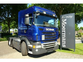 Tractor unit Scania R480 6x2/4 twinsteer Euro 6