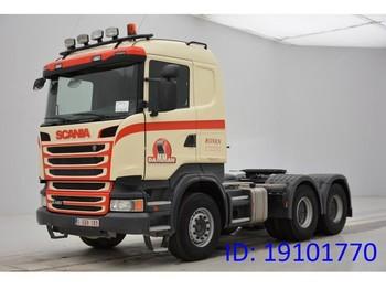 وحدة جر Scania R480 - 6x4