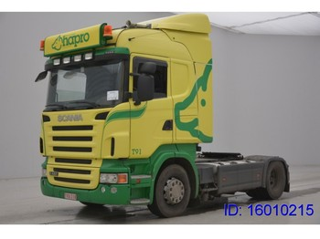 شاحنة جرار Scania R480 Highline