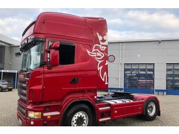 Scania R480 / TOPLINE / MANUAL / RETARDER / EURO-4 / PROD  - tractor unit