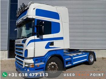 Scania R480 / Topline / Retarder / 696 DKM / Belgium Truck - شاحنة جرار