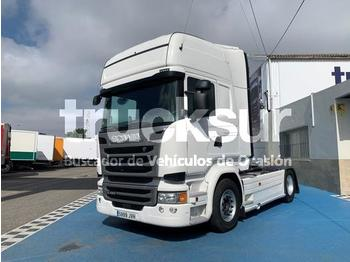 Tractor unit Scania R490