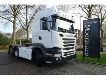 Scania R490 6x2 Highline  - tractor unit