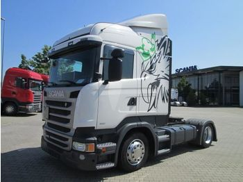 Scania R490 Highline 2 Tank / Leasing - tractor unit